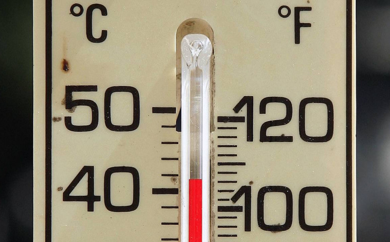 USA- fagy, Ausztrália - extrém forróság