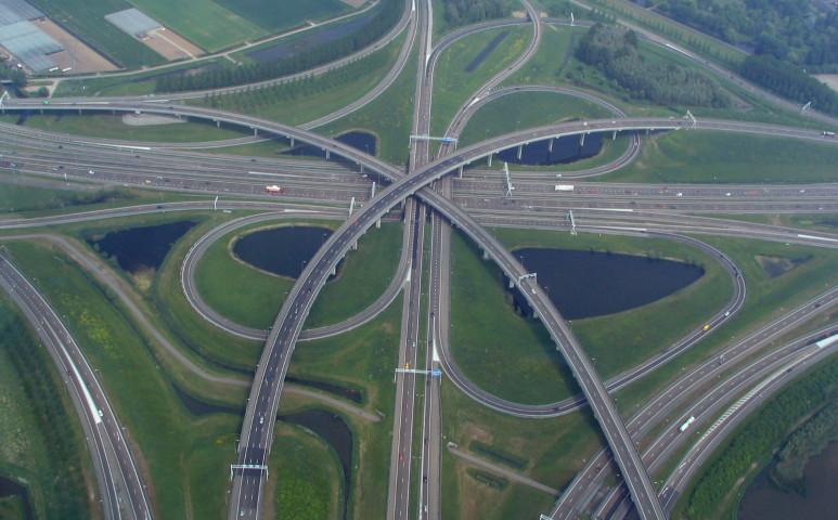 Áramtermelő autópálya a hollandoknál