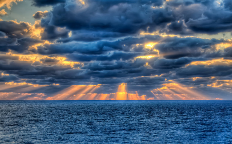 Bedarálja a felhőket a szén-dioxid