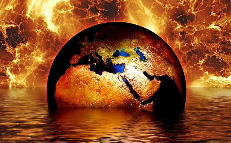 Most már Trump se nagyon vitatkozhat! Az ember a felelős a klímaváltozásért!