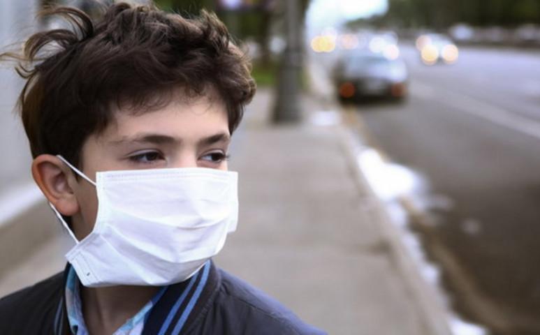 A tinik mentális egészségére is hat a légszennyezettség!