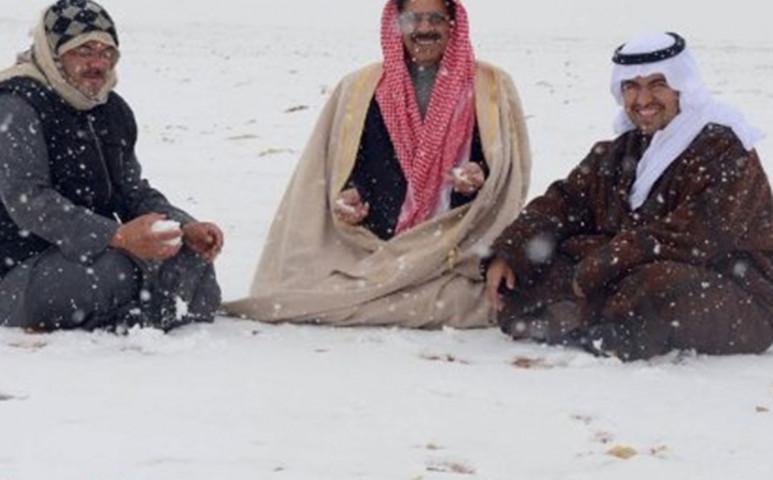 Havazott Szaud Arábiában!