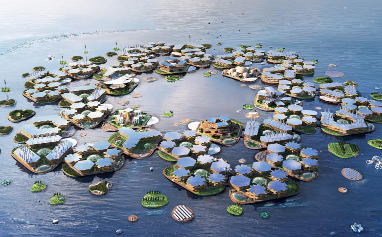 Az ENSZ is támogatja a futurisztikus város tervét