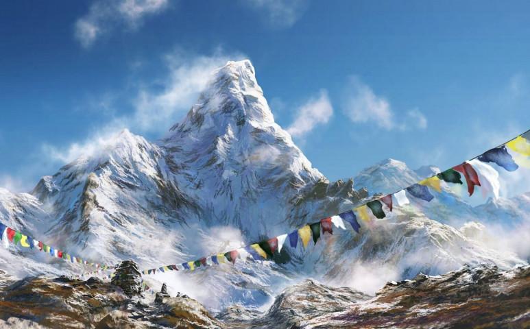 Tibet szembe kell nézzen a hullámok erejével is, hiába a világ legmagasabban fekvő helye