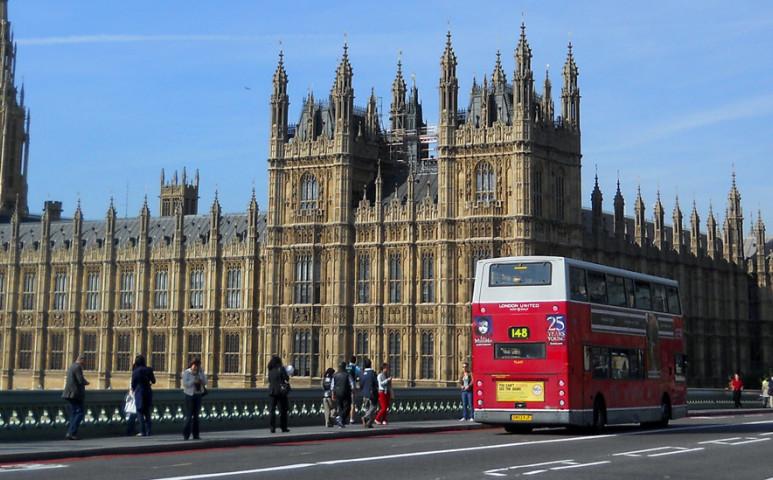London egy része végre tiszta levegőt kap
