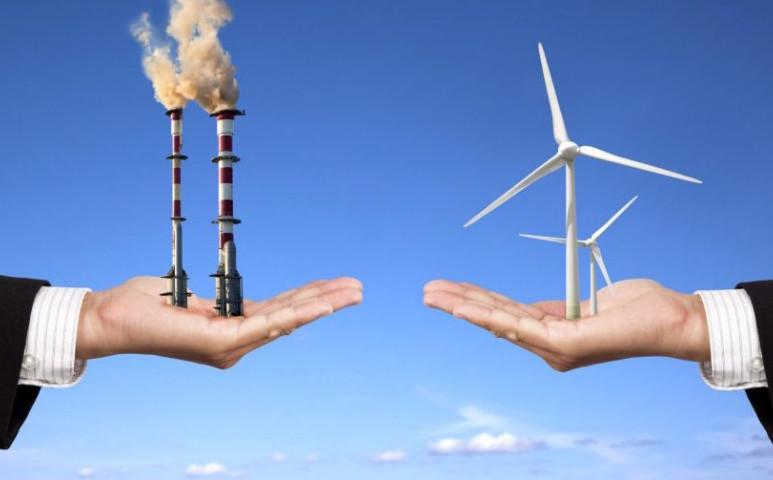 Hiába a szénlobbi, az USA-ban is nyert a Nap és a szél