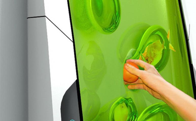 A jövőben a hűtő akár a plafonon is lehet