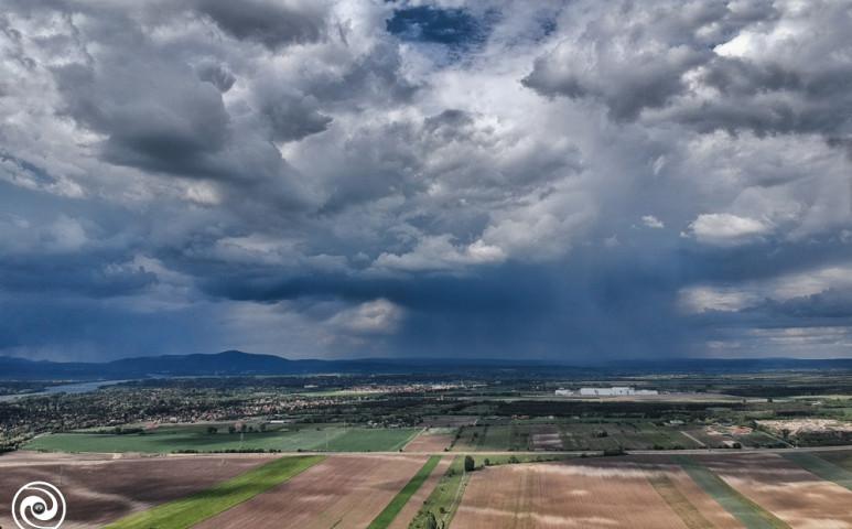 Eső és szél