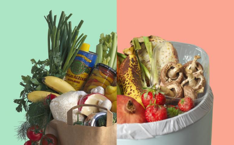 Ha pazarolja az élelmiszert, segíti a klímaváltozást!