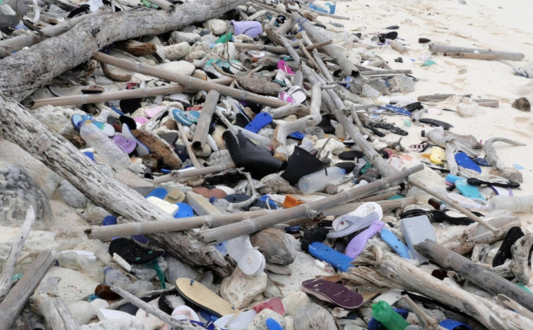 Nem csak képletesen, hanem tényleg belefulladunk a műanyaghulladékba.
