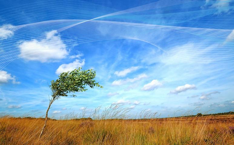 Az égben érdemes szélenergiát termelni!