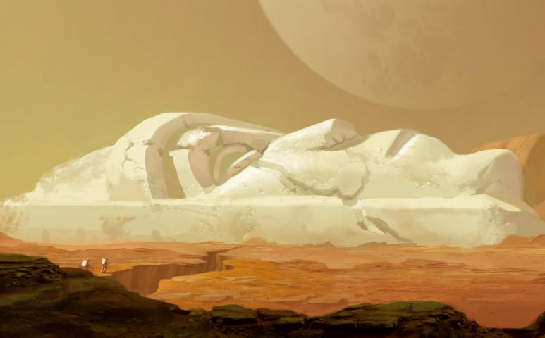 Létezik, vagy létezett élet a Marson?