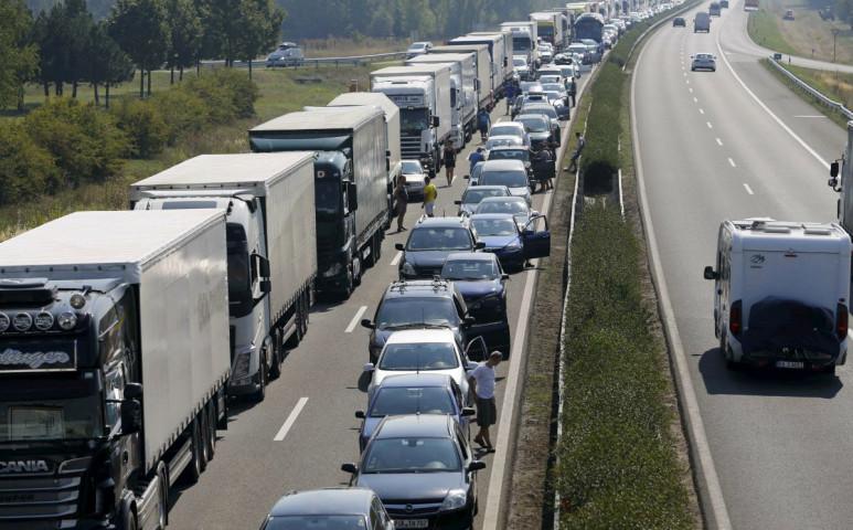 Fele annyi kamion lesz az utakon, mint most