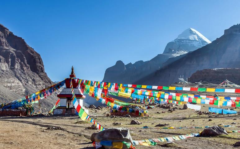 Történetében először beköszöntött a nyár Tibet fővárosában