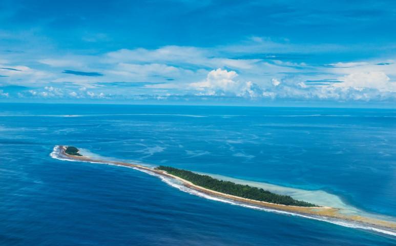 Kicselezik a kis szigetek a klímaváltozást