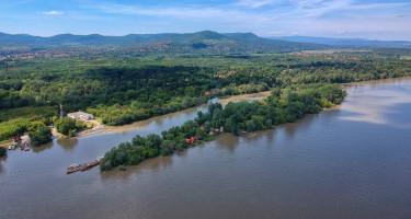 A Duna májusban