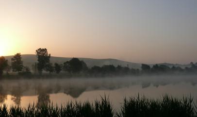 Párás hajnal