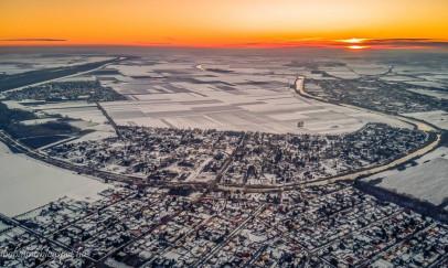 Tél a Holt-Tiszánál