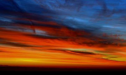 A hajnali színei