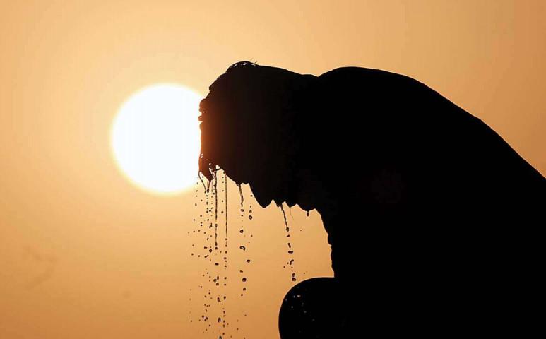 Veszedelmesebb gyilkos a meleg, mint a hurrikánok összesen!