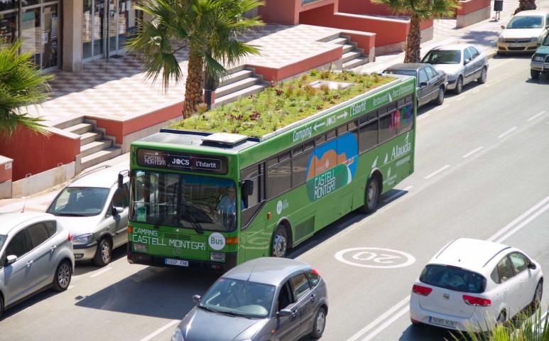 Kis kertet minden buszra!