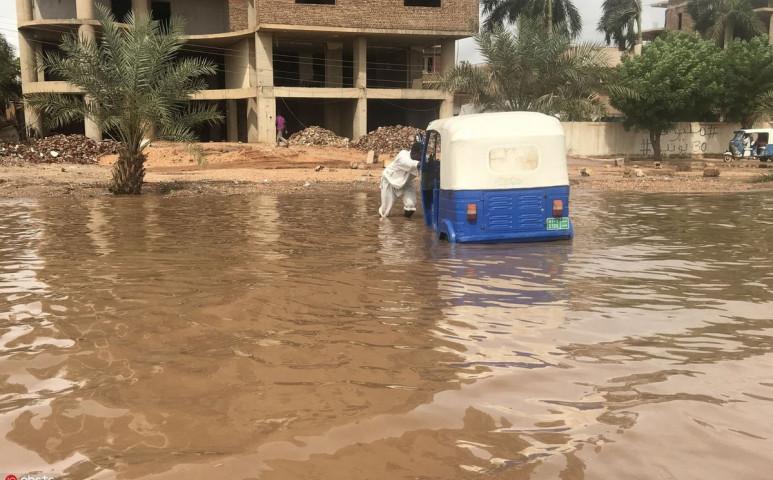 62 halálos áldozata van az időjárásnak Szudánban