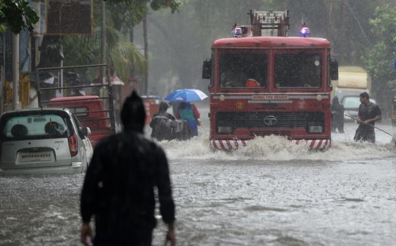 Mumbai újra fuldoklik