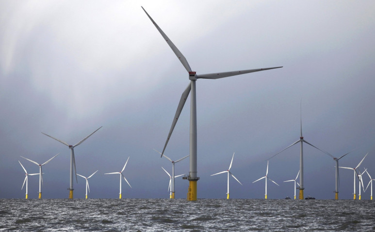 Gigantikus szélerőművel tör az élre az Egyesült Királyság