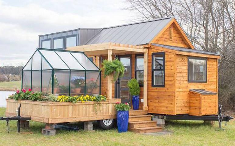 A környezettudatos otthonok kicsiben az igaziak!