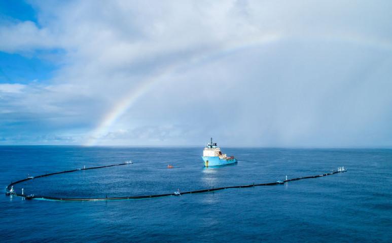 Végre tisztulhat az óceán