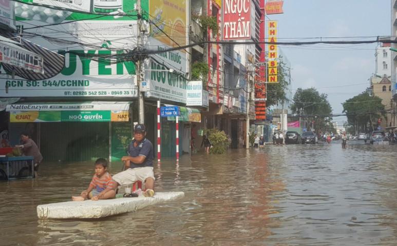 Mindent elmos a Mekong