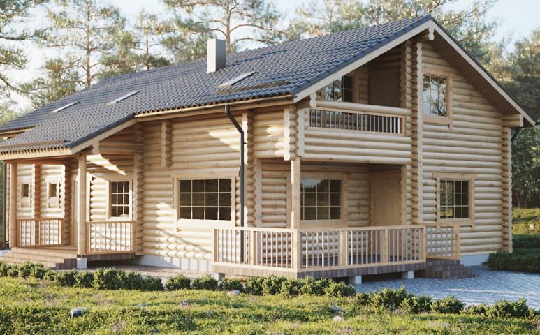 Környezetbarát házat szeretne? Akkor mindenképpen fából építsen!