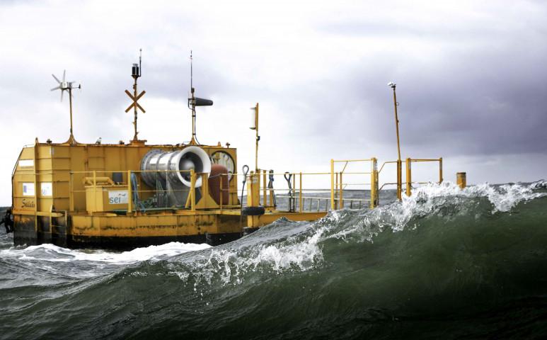 A nyílt tenger is sok energiát adhat!