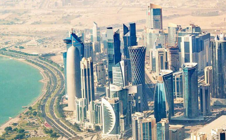 Légkondicionált utca? Katarban az is van!
