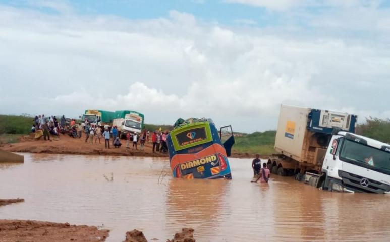 Kenya az aszály után özönvizet kap a nyakába