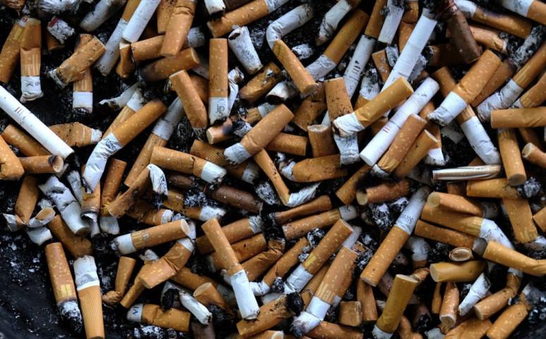 """""""A füstszűrő a világ leghalálosabb csalása"""" - ráadásul nagyon lassan bomlik le"""