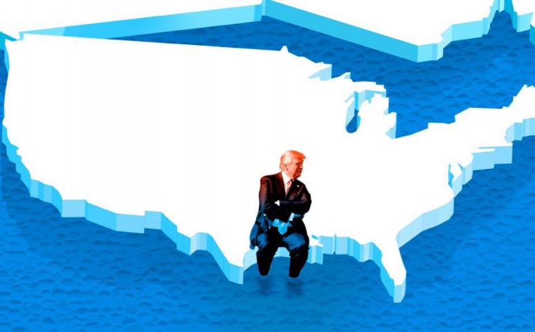 az USA megkezdte a kilépést a párizsi klímaegyezményből