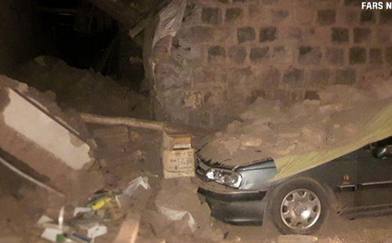 Földrengés szedett 5 halálos áldozatot Iránban