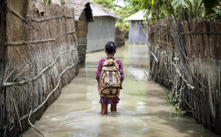 A gyerekeket már most megbetegíti az éghajlatváltozás!