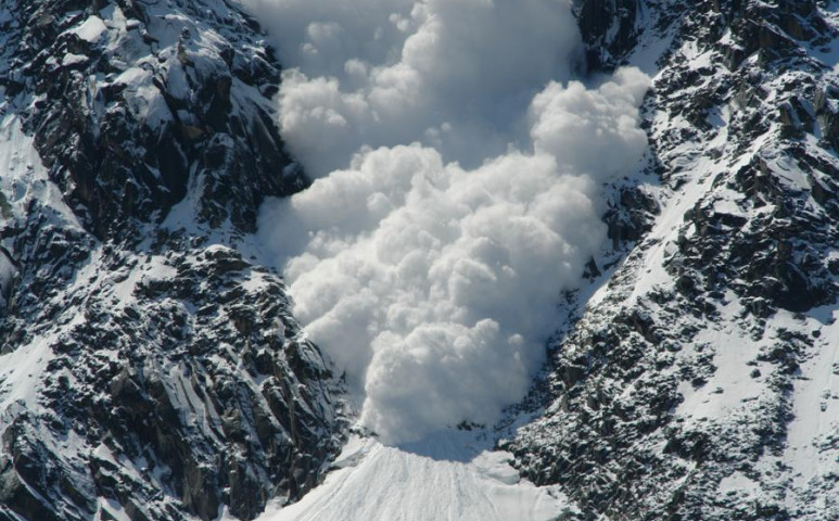 Vörös riadó lavinaveszély miatt Olaszországban