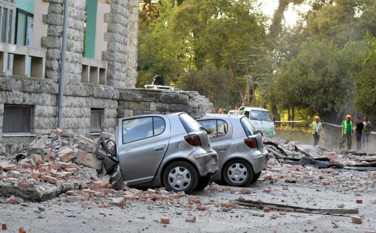 Földrengés Albániában - legalább 6 halálos áldozat