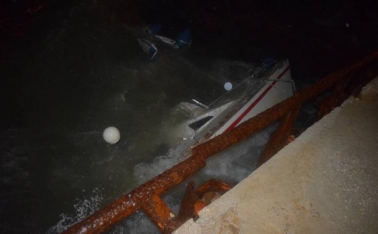 Komoly áradás Görögországban