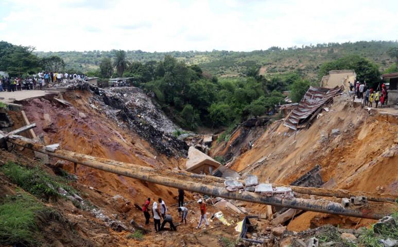 41 halálos áldozata volt egy viharnak Kongóban