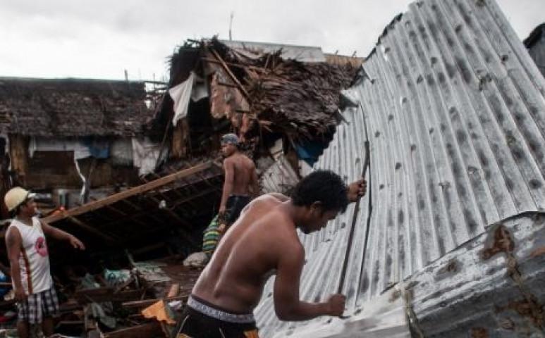 Kammuri durva pusztítást vitt véghez a Fülöp-szigeteken