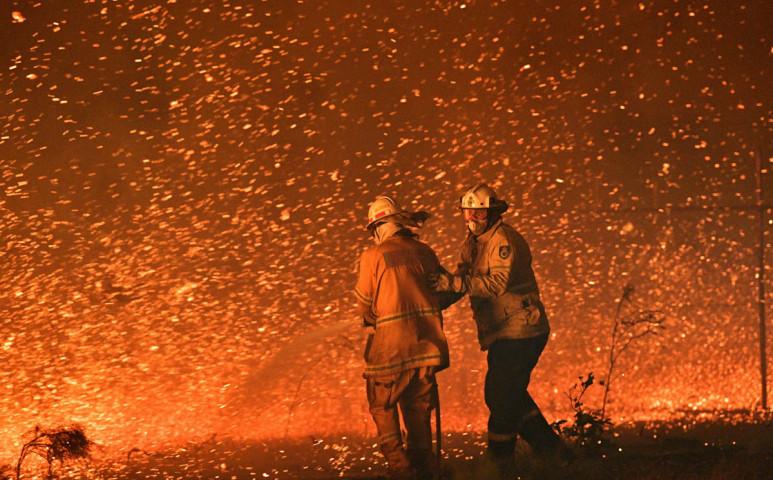 Közel 6 millió hektárt tarolt le a tűz Ausztráliában