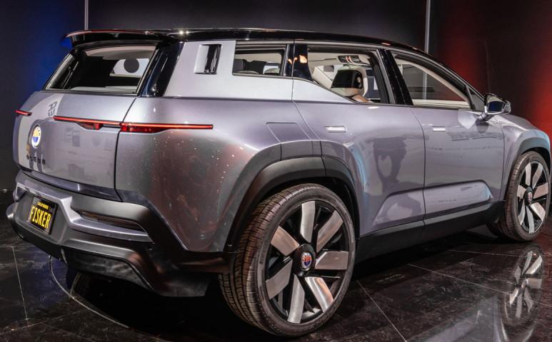 Az új SUV a Tesla babérjaira tör