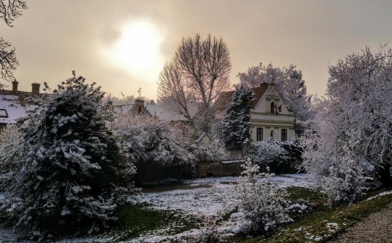 Köd és napsütés