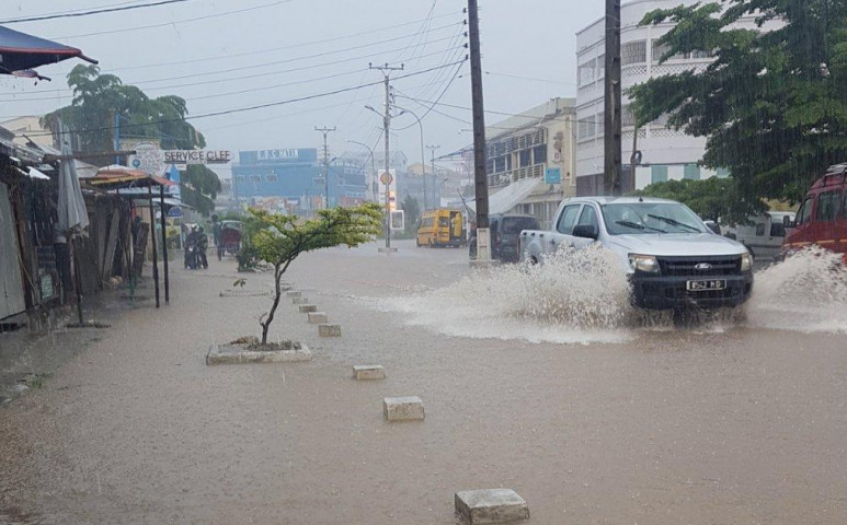 Heves esőzés és földcsuszamlás Madagaszkáron