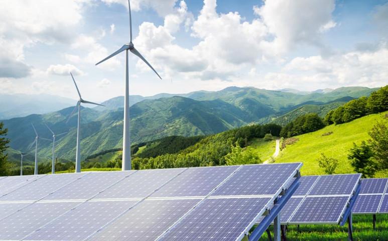 Kevés lesz a klímaváltozás ellen a megújuló források használata...