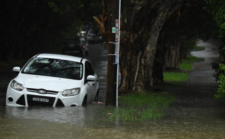 Kapott esőt Új-Dél-Wales állam is, de a jó mellett gondokat is okoz